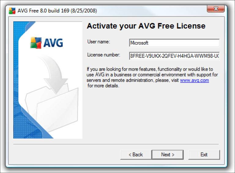 Protección antivirus gratuita con la edición gratuita de AVG