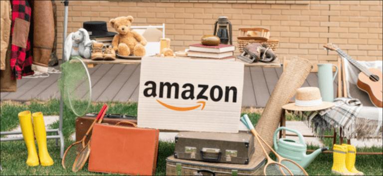 Sabías  Amazon tiene un enorme mercado de bienes usados