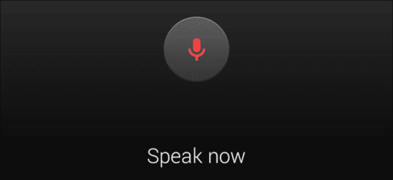 Utilice el dictado de voz para ahorrar tiempo en Android, iPhone y iPad