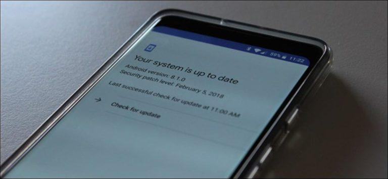 ¿Cuál es la última versión de Android?