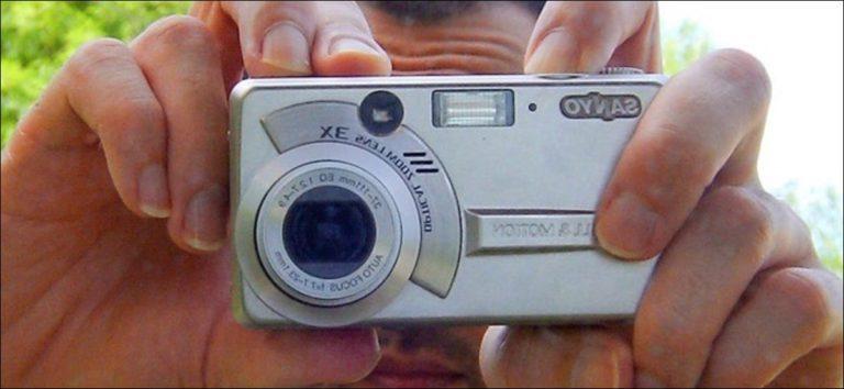 ¿Por qué cada cámara coloca fotos en una carpeta DCIM?
