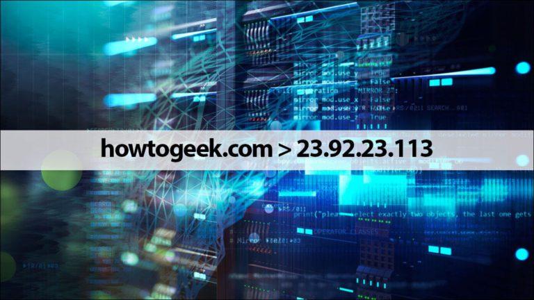 ¿Qué es DNS? ¿Debería usar un servidor DNS diferente?