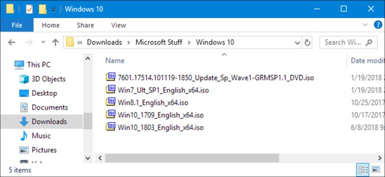 ¿Qué es un archivo ISO (y cómo lo uso)?