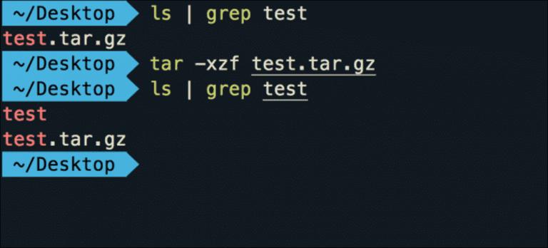 ¿Qué es un archivo tar.gz y cómo lo abro?