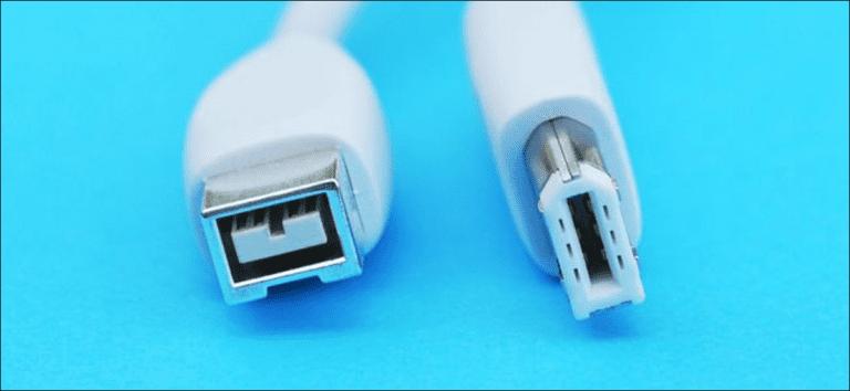 ¿Qué es un cable FireWire y realmente lo necesita?