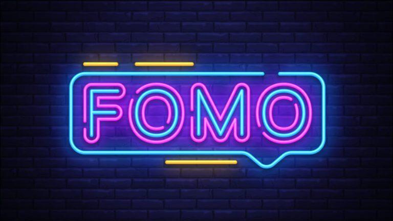 """¿Qué significa """"FOMO"""" y cómo se usa?"""