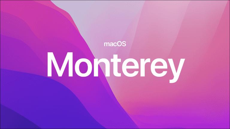 ¿Se ejecutará macOS Monterey en mi Mac?