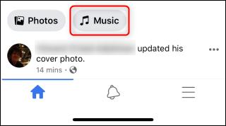 Facebook Show música.