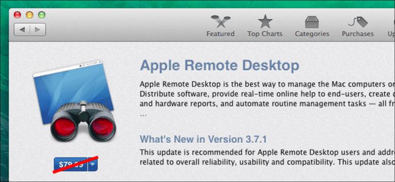 3 formas gratuitas de conectarse de forma remota a su escritorio Mac