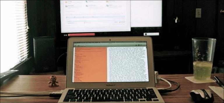 4 formas de mostrar la pantalla de su computadora portátil o de escritorio en su televisor