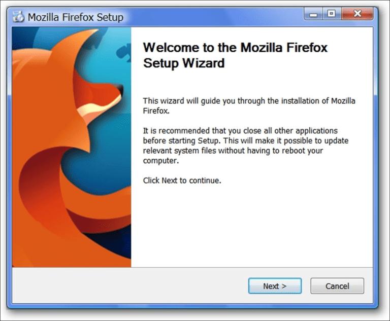 Actualiza Firefox portátil con facilidad