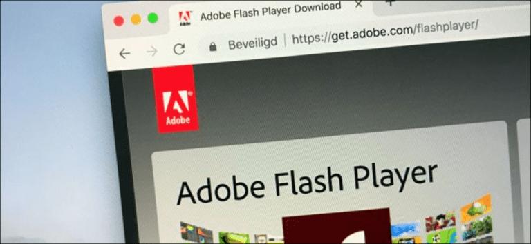 Adobe Flash está muerto: esto es lo que significa