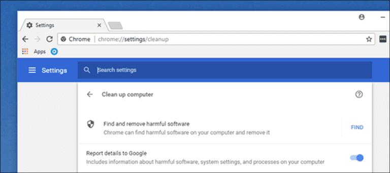 Chrome tiene un escáner de malware incorporado, así es como se usa