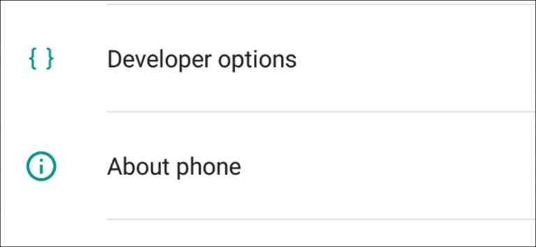 Cómo acceder a las opciones de desarrollador y habilitar la depuración de USB en Android