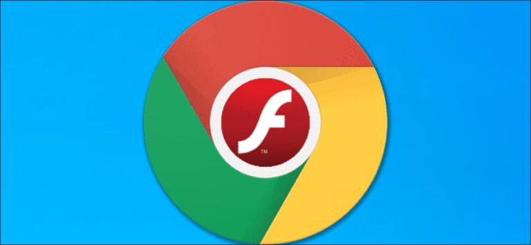 Cómo activar Adobe Flash en Google Chrome 76+