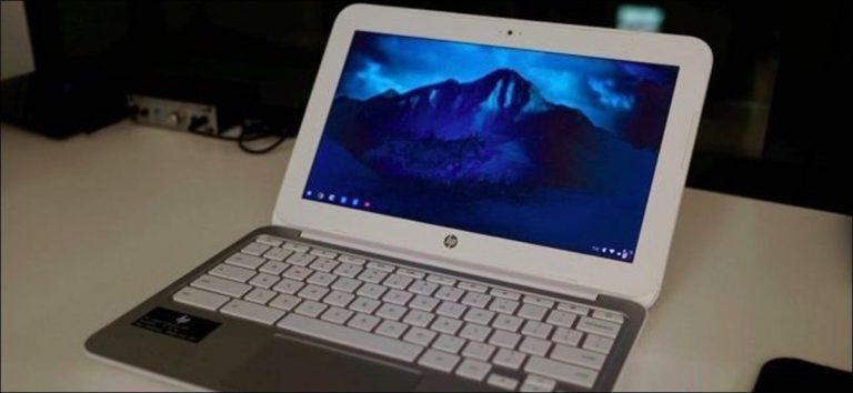 Cómo activar el modo de desarrollador en tu Chromebook