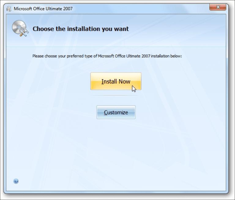Cómo activar la actualización gratuita de la garantía técnica de Office 2007 a 2010