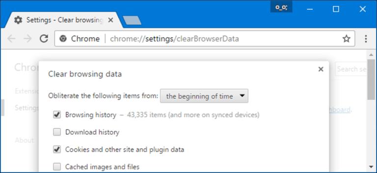 Cómo borrar tu historial en cualquier navegador
