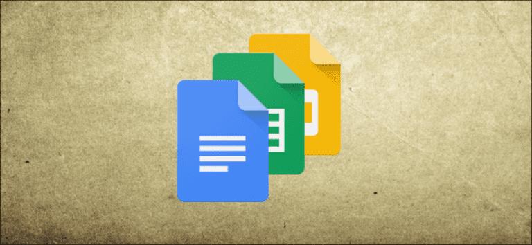 Cómo compartir enlaces a su documento de Google en formato PDF