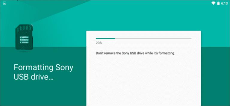Cómo configurar una nueva tarjeta SD en Android para almacenamiento adicional