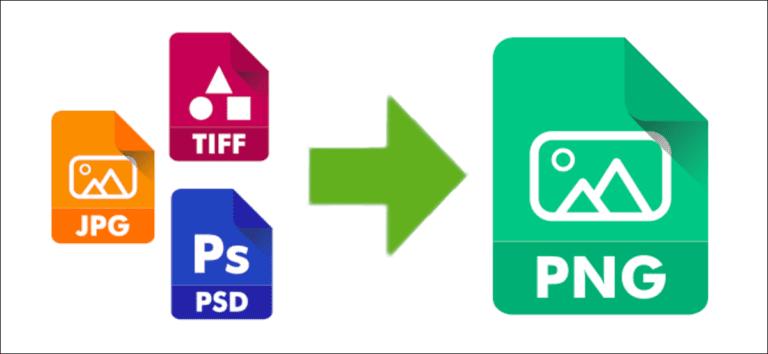 Cómo convertir una imagen a formato PNG