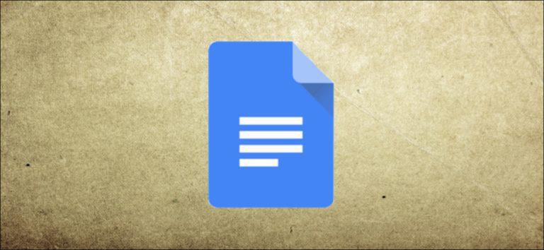 Cómo crear listas multinivel en Google Docs