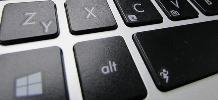 Cómo deshabilitar temporalmente su teclado con un atajo de teclado en Windows