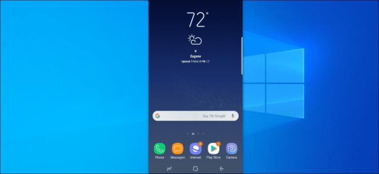 Cómo duplicar y controlar su teléfono Android en cualquier PC con Windows