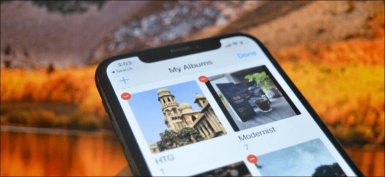Cómo eliminar álbumes de fotos en iPhone, iPad y Mac