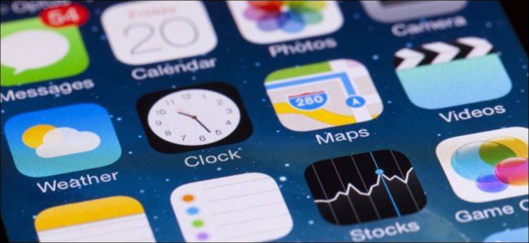 Cómo «ocultar» una aplicación en tu iPhone o iPad
