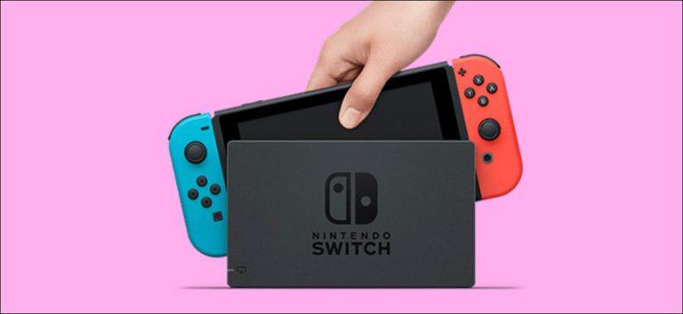 Cómo personalizar la pantalla de inicio de tu Nintendo Switch