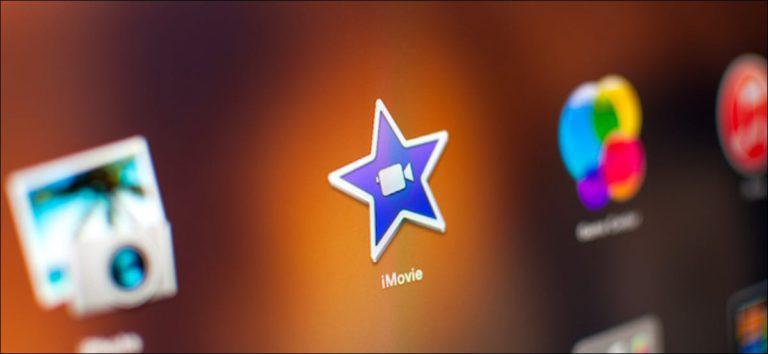 Cómo reducir el ruido de fondo en iMovie en Mac