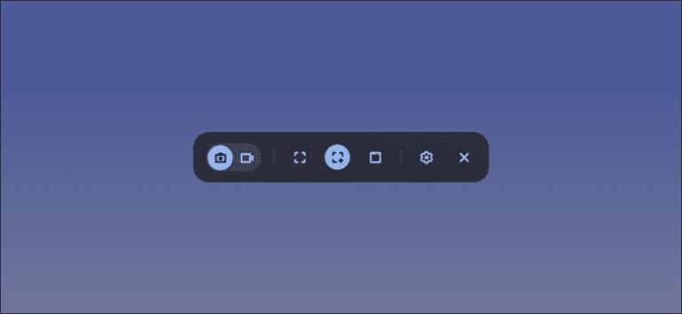 Cómo tomar una captura de pantalla en una Chromebook