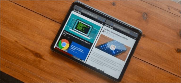 Cómo usar múltiples ventanas de una aplicación en su iPad