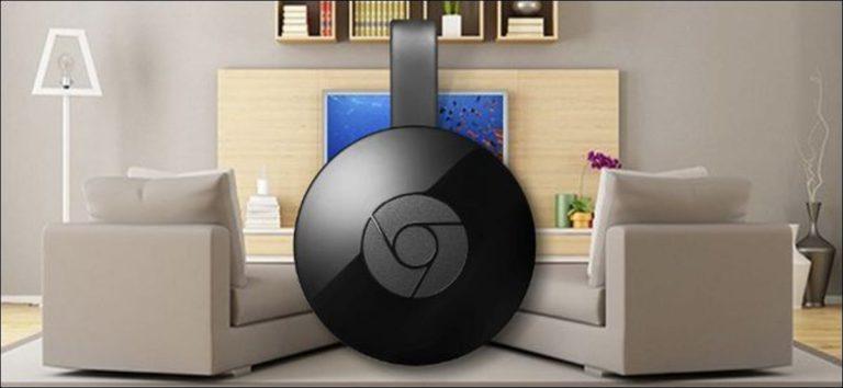 Duplique la pantalla de su computadora en su televisor con Chromecast de Google
