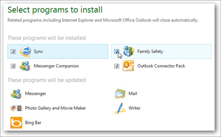 Integre las redes sociales con Windows Live Messenger Beta