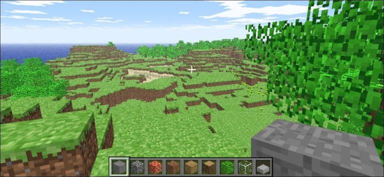 Juega Minecraft Classic como un juego gratuito en el navegador