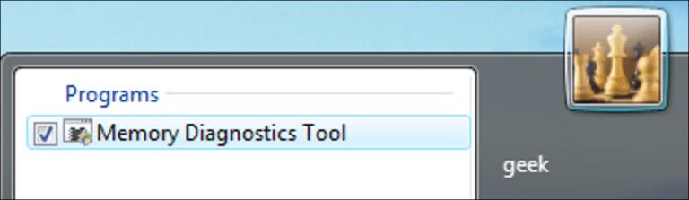 Pruebe la memoria de su computadora con la herramienta de diagnóstico de memoria de Windows Vista