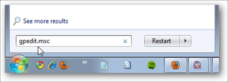 Restringir el acceso a programas con AppLocker en Windows 7