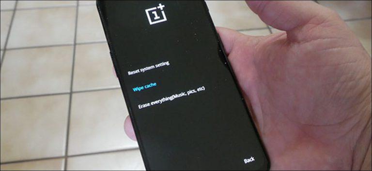 ¿Deberías borrar la memoria caché del sistema de tu teléfono Android?