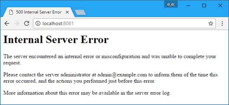 ¿Qué es el error interno del servidor 500 y cómo solucionarlo?