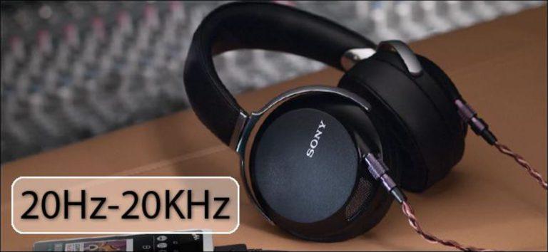 ¿Qué significa el rango Hz-KHz para altavoces y auriculares?