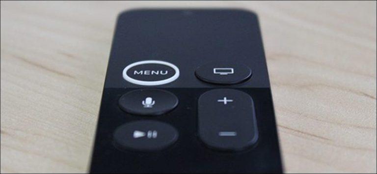 14 consejos y trucos que necesita saber sobre el control remoto de Apple TV