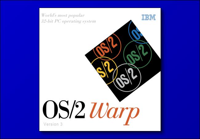 Logotipo de IBM OS / 2 Warp 3.0