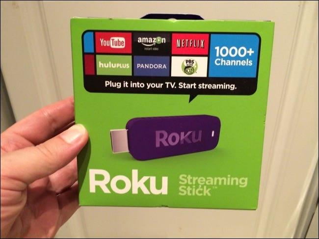 Roku Streaming Stick ahora es compatible con Miracast