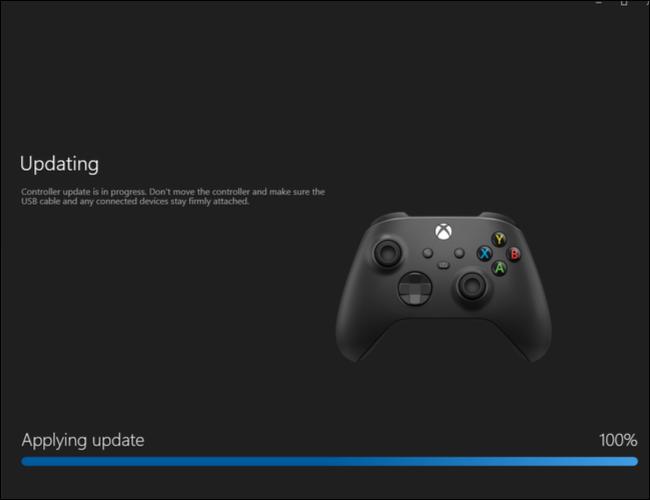 Descarga de una actualización de software para el control inalámbrico Xbox usando la aplicación Accesorios Xbox en la PC