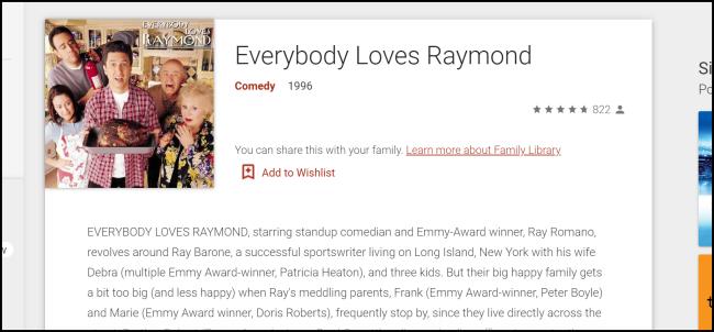 Google Play Store Todo el mundo ama a Raymond