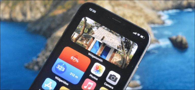 Cómo agregar fotos a la pantalla de inicio de su iPhone