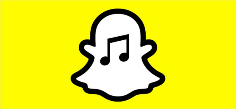 Cómo agregar música a historias y mensajes de Snapchat