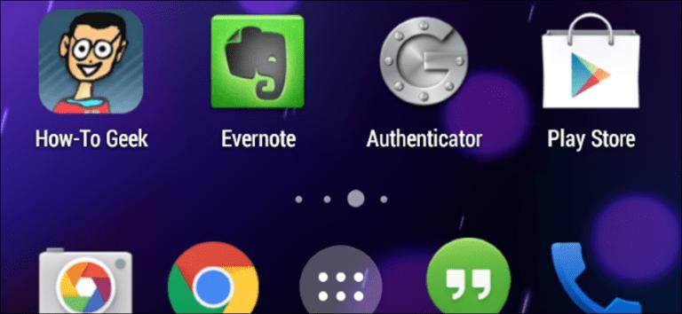 Cómo agregar sitios web a la pantalla de inicio en cualquier teléfono inteligente o tableta